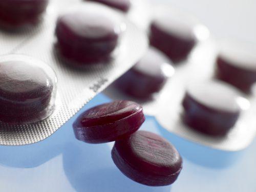 pastillas para recuperar la tos