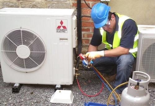 C 243 Mo Recuperar El Gas Refrigerante De Un Aire