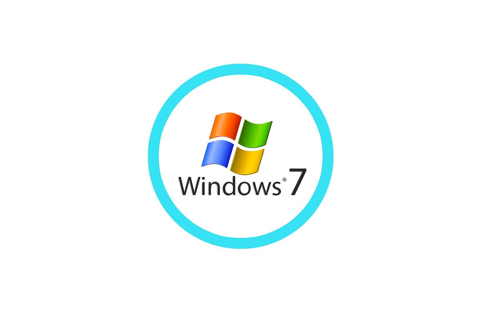 Inicio del Panel de control en Windows 7