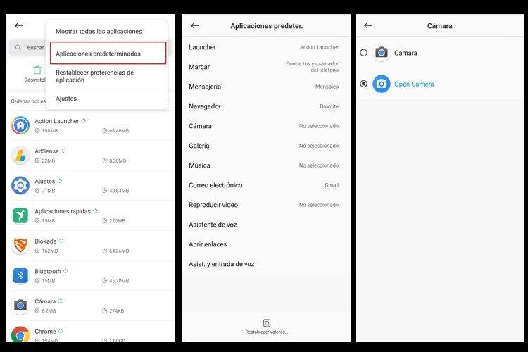 Si të ndryshoni programin e paracaktuar për të hapur një skedar Android?