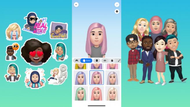 Si të krijoni avatarë në Facebook?