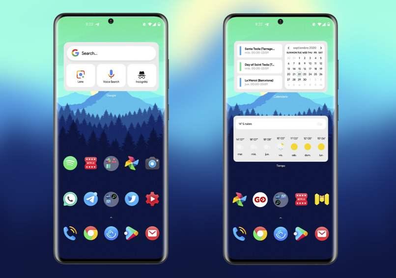 Si të hiqni Widgets nga Android?