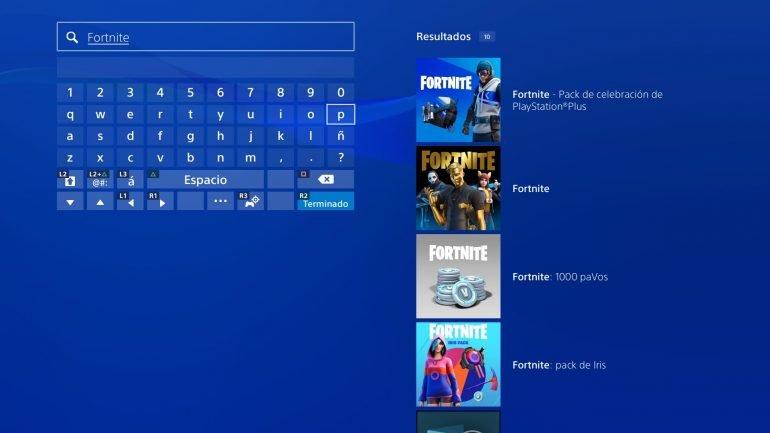 Si ta instaloni Fortnite në PS4?