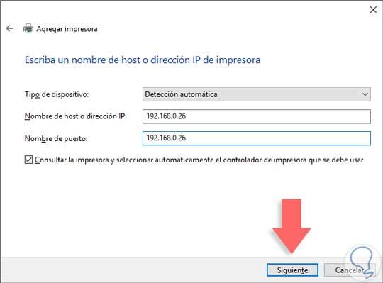Si të instaloni një printer rrjeti me adresë IP?