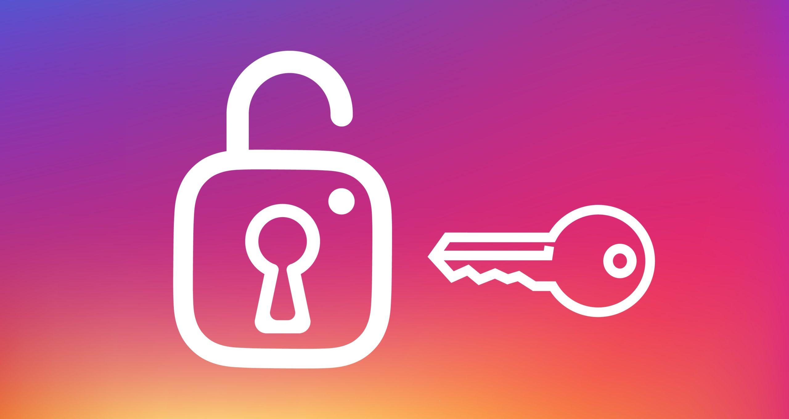 Si të rikuperoni fjalëkalimin në Instagram?