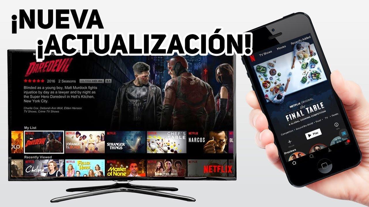 Si të shikoni Netflix nga telefoni në TV?