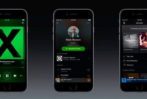 Aplicaciones para descargar música en iPhone
