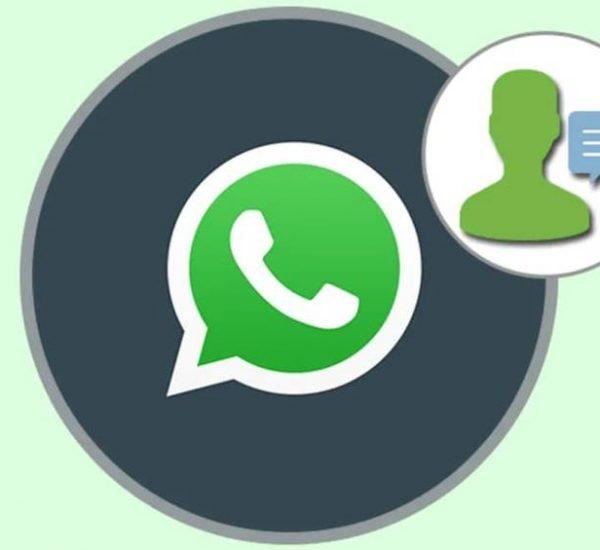 Bloquear contactos no deseados en WhatsApp Messenger
