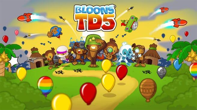 Cómo descargar gratis Bloons TD 5 para iPhone y iPad, con un precio de 169 rublos