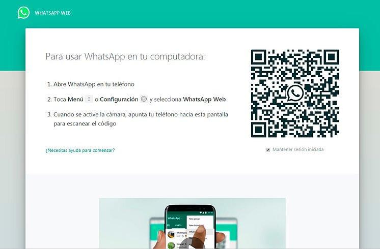 Cómo enviar mensajes de WhatsApp desde un ordenador