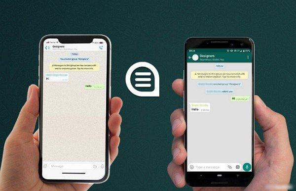Copia de seguridad de chat de WhatsApp para Android, iOS y Windows