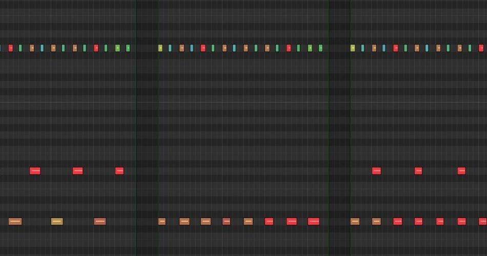 Drum Patterning, o cómo escribir ritmos en un iPad