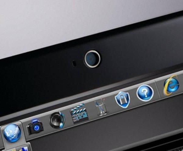 Habilitar la cámara web en una computadora portátil con Windows 8