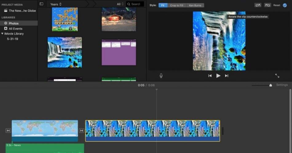 Cómo añadir texto a tu vídeo con iMovie en Mac OS X