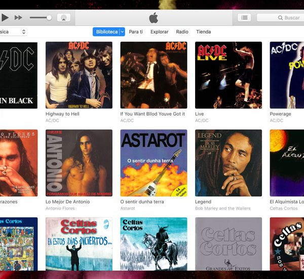 Cómo borrar tu biblioteca de iTunes
