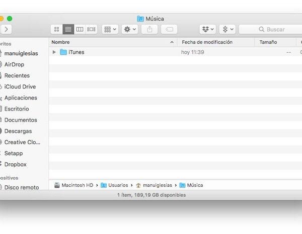 Cómo descargar música de iTunes a la computadora
