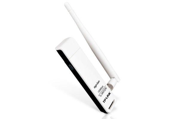 Conectar el adaptador Wi-Fi a un ordenador