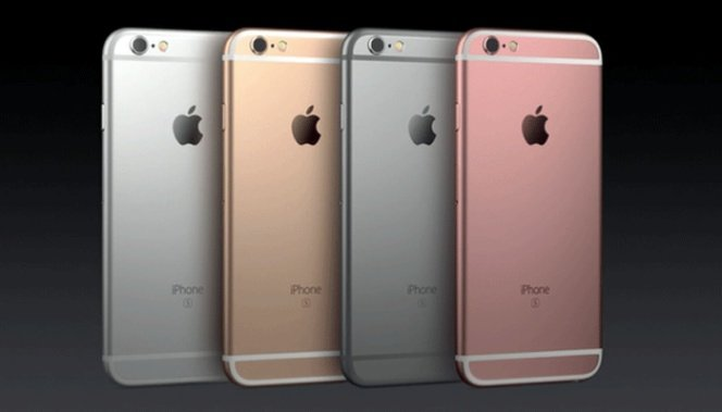 El iPhone 6s tendrá una pantalla sensible a la presión, como el Apple Watch