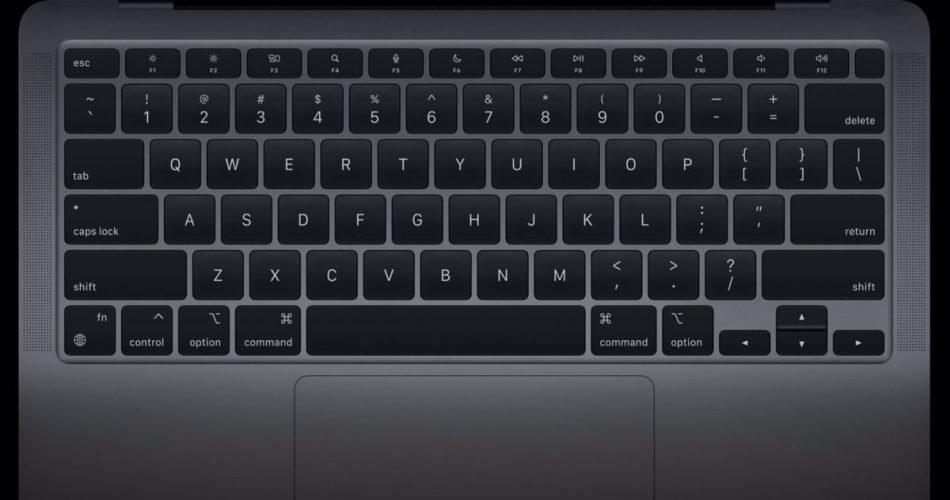 El teclado de la MacBook no funciona o las teclas individuales se pegan: razones y cómo solucionarlo en casa