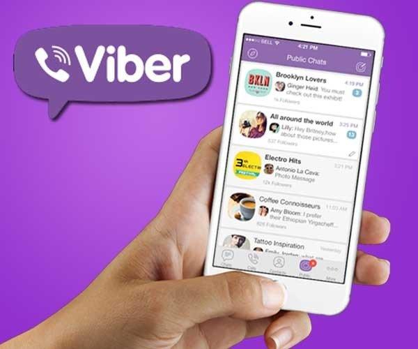 Llamadas de voz a través de Viber en Android, iOS y Windows