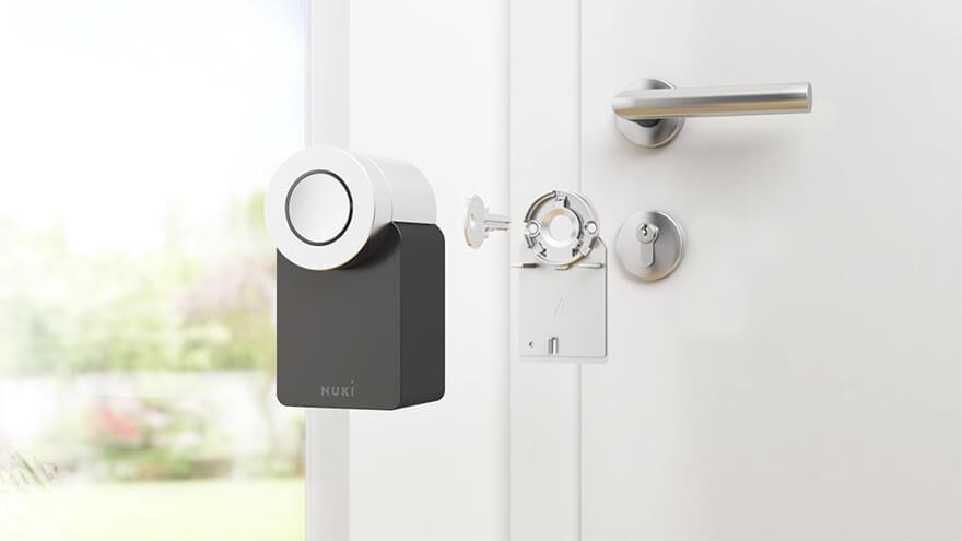 Noki, o cómo convertir una cerradura de puerta normal en un sistema electrónico de seguridad para el hogar de última generación