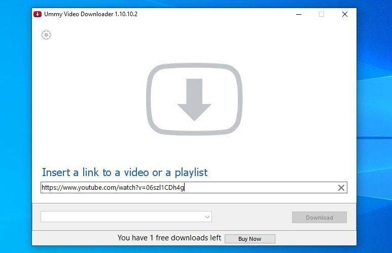 Qué hacer si Ummy Video Downloader no funciona