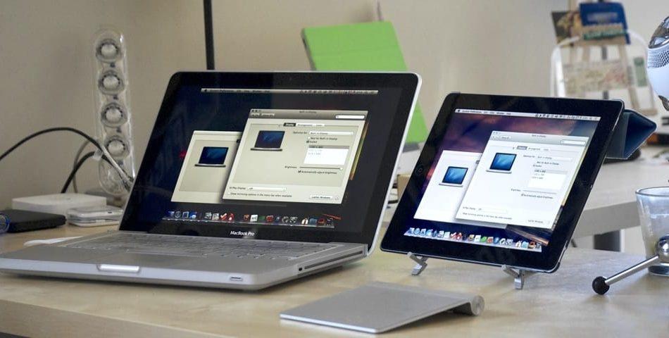 Air Display o cómo utilizar el iPad como una segunda pantalla de ordenador
