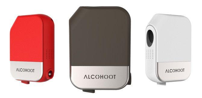 Alcohoot, o cómo convertir tu iPhone en un alcoholímetro