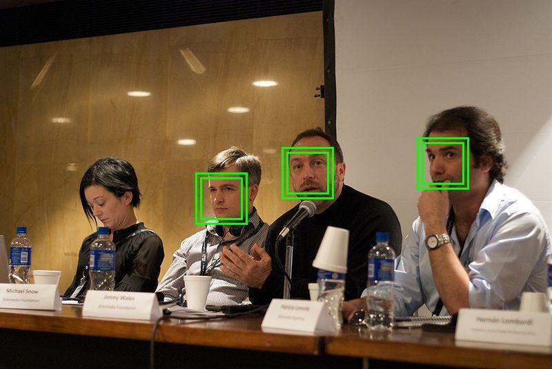 Com activar la detecció de cares en vídeo en l'iPhone, iPad o iPod Touch amb el pessigar FaceDetectionDuringVideo