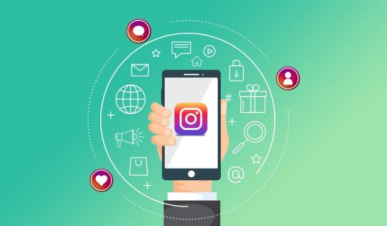 Cómo ampliar las imágenes al ver las fotos de Instagram