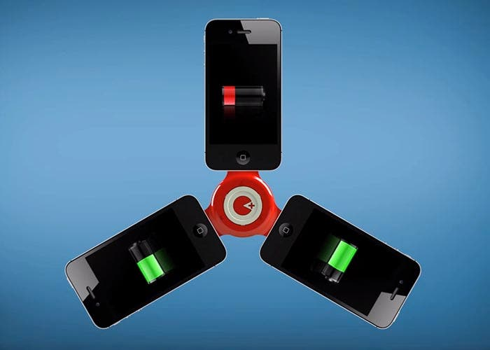 Cómo cargar tu iPhone con ChargeBite