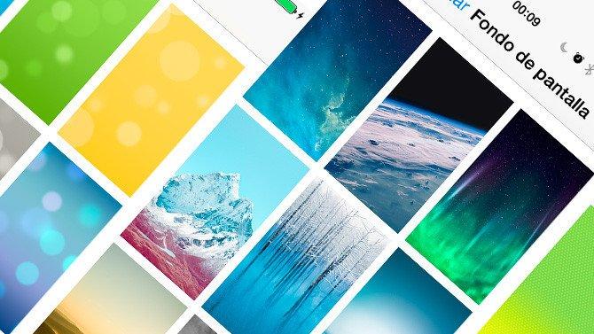 Cómo crear un fondo de pantalla abstracto para iOS 7 a partir de fotos arruinadas