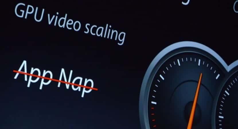 Cómo desactivar la función App Nap en OS X Mavericks