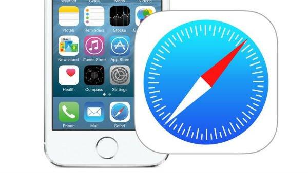 Cómo encontrar el botón .com oculto en el teclado de Safari en iOS 7