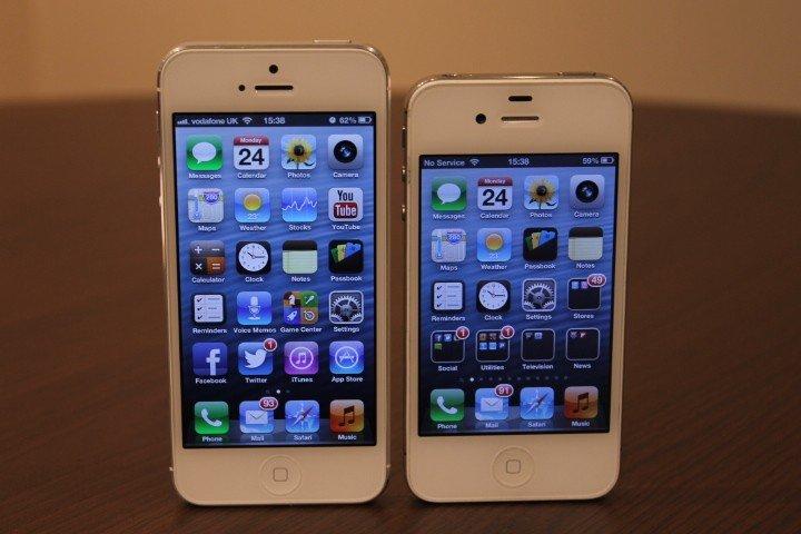 Si të regjistroni thirrje telefonike në iPhone 4S dhe iPhone 5 me regjistrues audio (shkulje)