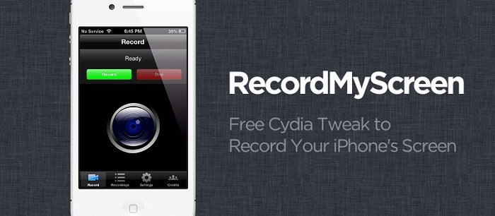 Cómo grabar vídeo de la pantalla del iPhone o del iPad con RecordMyScreen