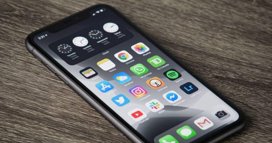 Cómo limpiar el escritorio de tu iPhone