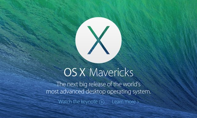 Cómo preparar su Mac para el lanzamiento de OS X Mavericks