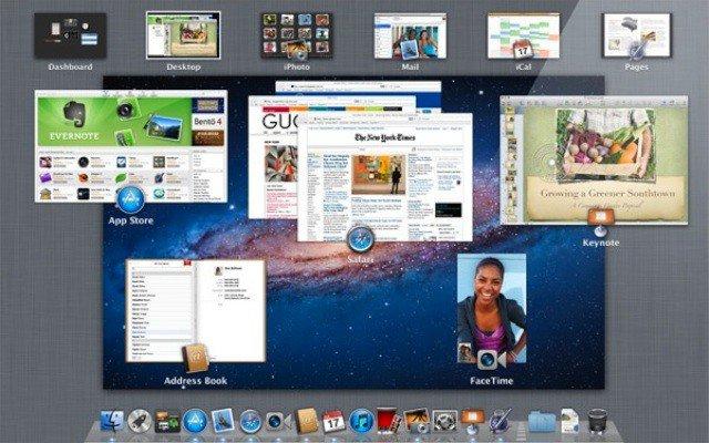 Com utilitzar eficaçment Spaces en OS X