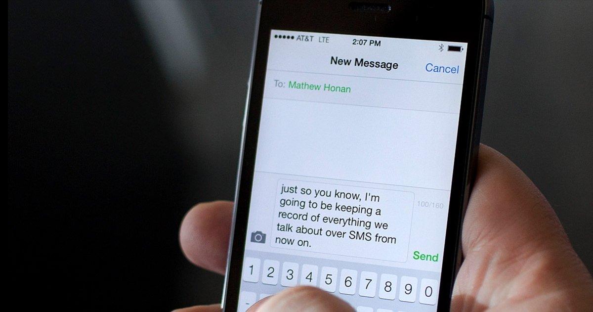 Com veure l'historial de SMS de l'iPhone en una còpia de seguretat de l'ordinador