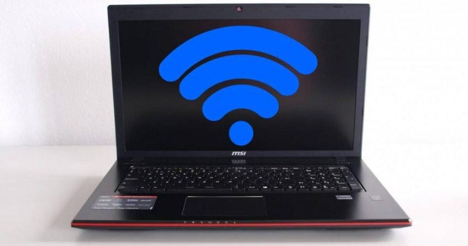 Compartir Internet de portátil a portátil