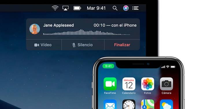 Diálogo o cómo hacer llamadas en un Mac [Mac App Store]