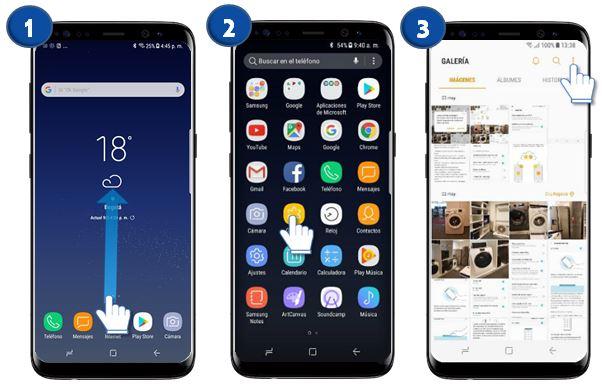Dónde está la papelera de reciclaje en tu teléfono Samsung, cómo vaciarla o recuperar archivos