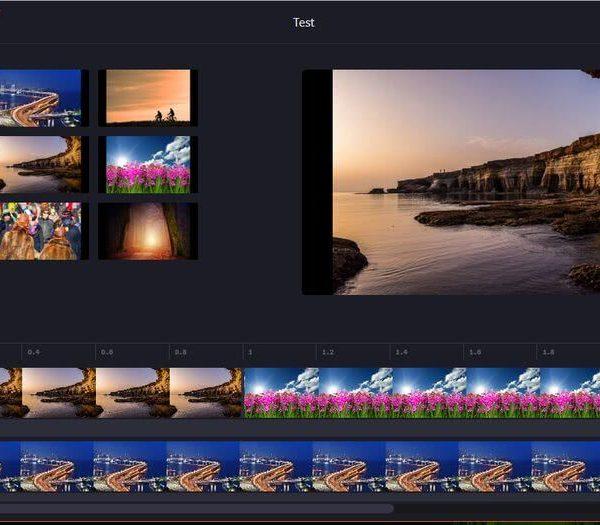 Editor de vídeo Clipchamp