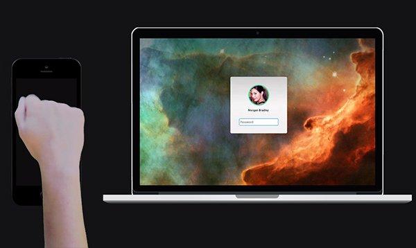 Knock o cómo desbloquear un Mac tocando el iPhone (vídeo)
