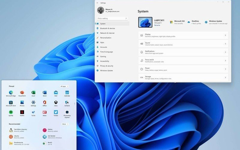 Lupa de pantalla de Windows 11 y Windows 10: cómo activar y desactivar