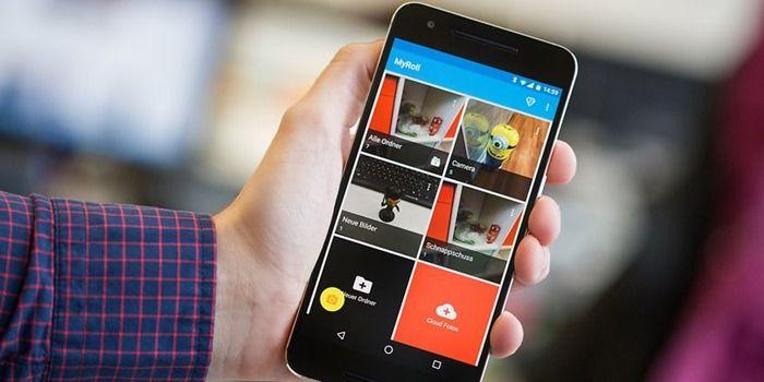 No hay fotos guardadas en la Galería en Android - ¿por qué y qué hacer?