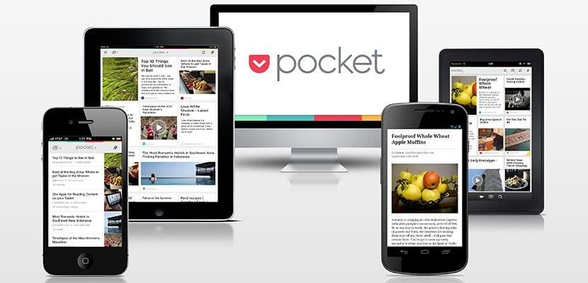 Pocket o cómo leer artículos sin conexión en el iPhone, iPod touch y iPad