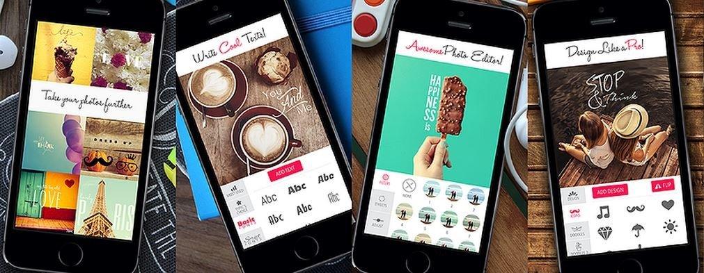 Tipike ose si të aplikoni tekst në fotografi në një iPhone ose iPad