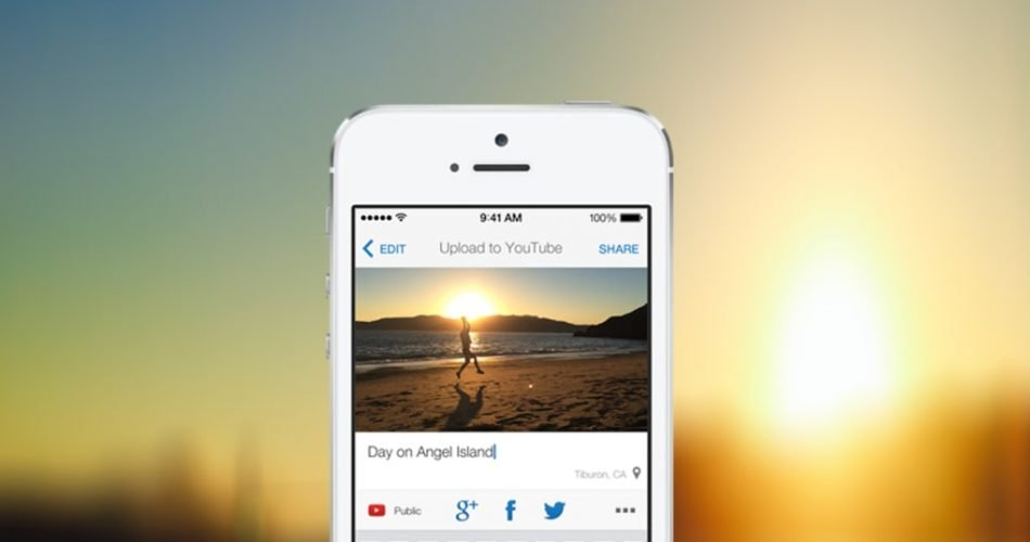 YouTube Capture o cómo subir vídeos desde el iPad y el iPhone a YouTube